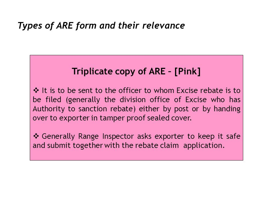 Triplicate copy of ARE – [Pink]